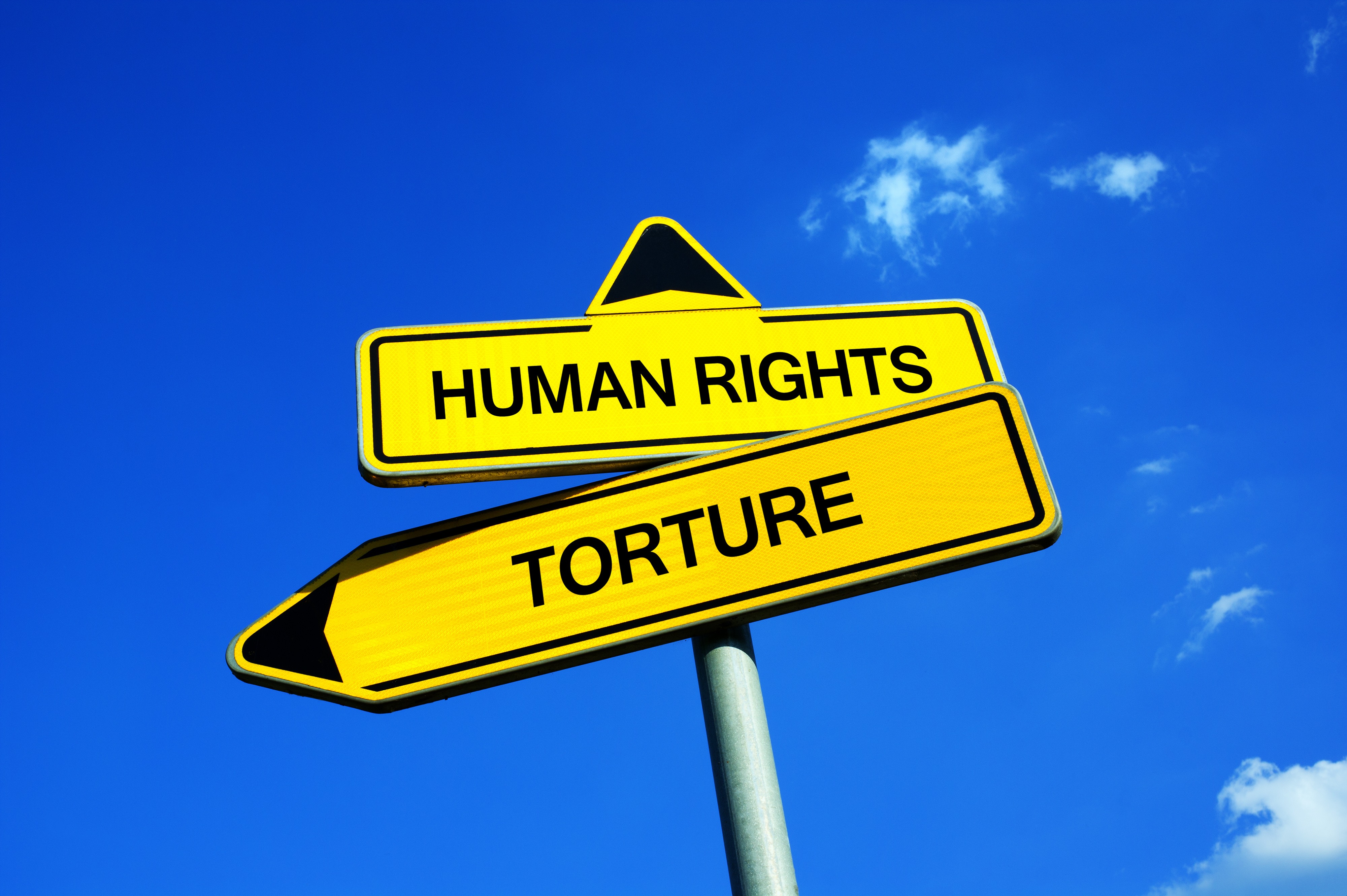 Human Rights or Torture